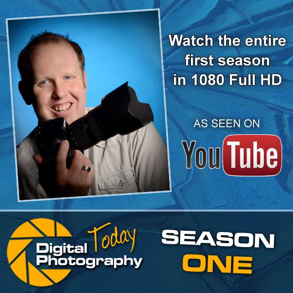 Digital Photography Today Season One Full Hd M West Photography Digital Training
